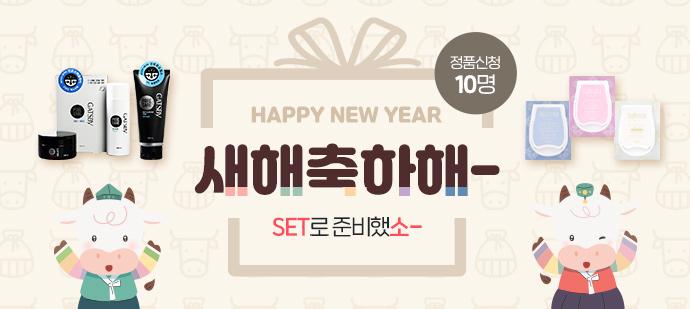 2021년 1월 정품신청(갸스비 포어케어 건성모공세트 / 비페스타 클렌징시트3종)